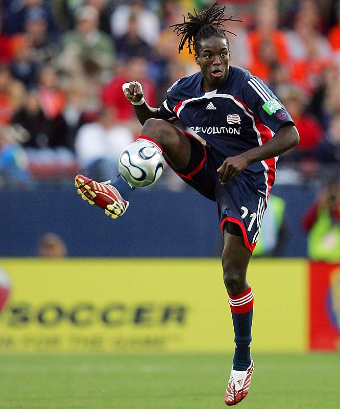 Taylor Twellman gets all the goals and the press, but holding midfielder Joseph is the engine that runs the Revs. Tall, forceful in the tackle, steady on the ball and sporting unmistakable dreadlocks, the 28-year-old Grenadian is the best in the league at controlling the pace of the game. He was plagued by injuries last season, but still managed 26 appearances and three goals. If the Revs are to make it back to the MLS Cup final, Joseph will have to bring his A-game all year long.