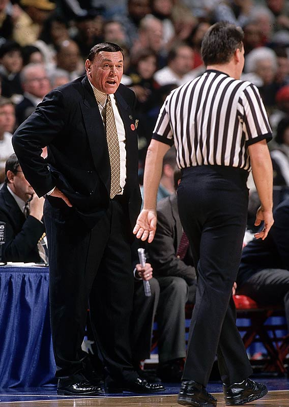 Keady's college success was in football at Kansas State and he was the 19th round pick of the Steelers in 1958. A knee injury cut his pro career short and he went on to a prolific career as a college basketball coach at Purdue.