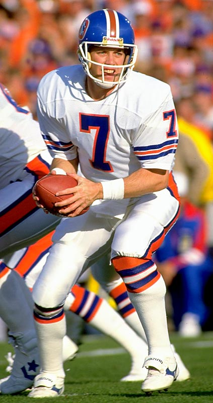 Denver was wise enough to trade the No. 4 overall pick, Chris Hinton, for the rights to No. 1 pick John Elway on draft day, and the rest is history. The Broncos also landed Pro Bowl linebacker Karl Mecklenburg in the 12th round and valuable backup QB Gary Kubiak in the eighth.
