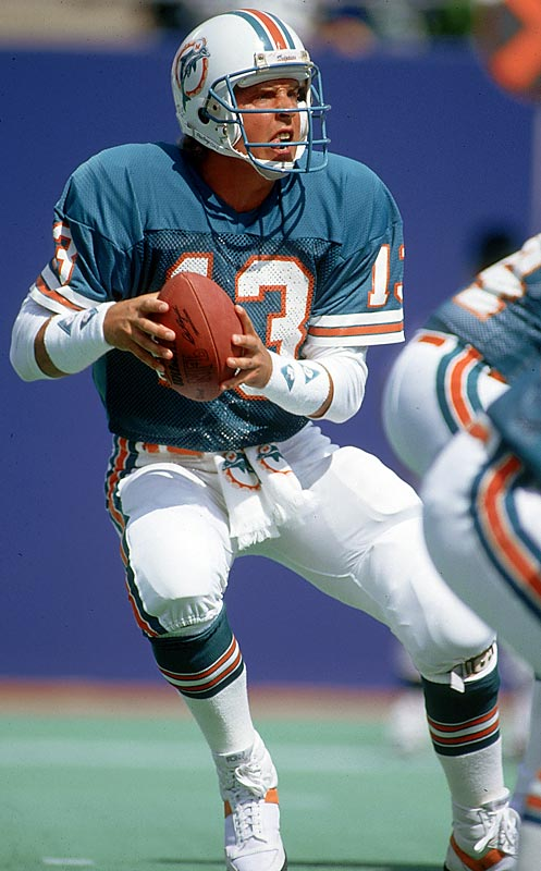 All you have to say about this class is that the Dolphins got Dan Marino at No. 27. Marino went on to rewrite the NFL record book. They also got one of his main targets, WR Mark Clayton in the sixth round and one of the best punters ever, Reggie Roby, in the fourth.
