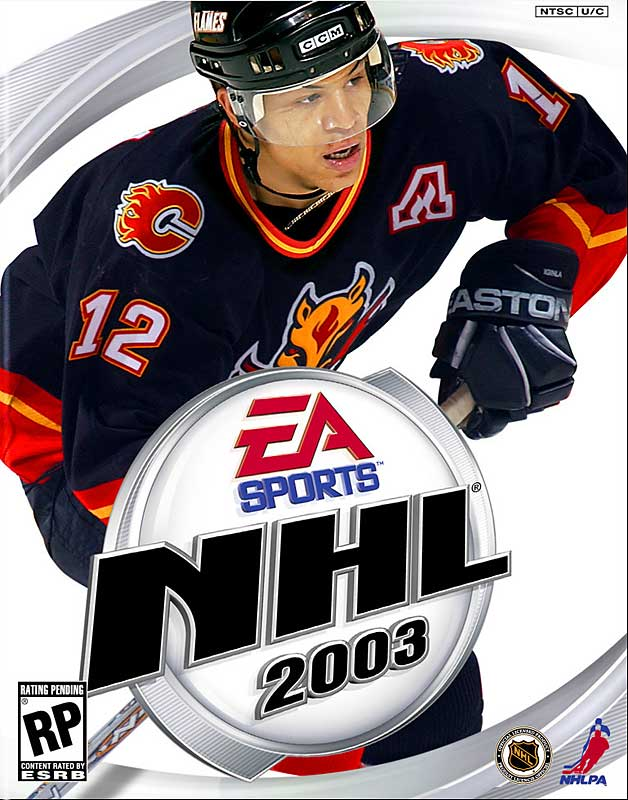 Iginla was the league's leading scorer in both goals (52) and points (96) in 2001-02.  He finished the following season with 35 goals and 67 points in 75 games, not even among the top 30 scorers in the league.