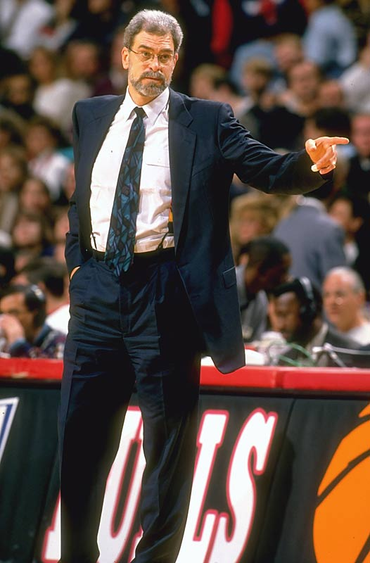 A successful CBA stint helped Jackson land a job as assistant to Chicago Bulls coach Doug Collins in 1987. Jackson took over as coach two years later after the Bulls fired Collins despite reaching the 1989 Eastern Conference finals in Michael Jordan's fifth season (and Scottie Pippen's second).