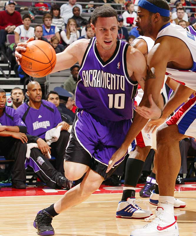 Bibby can opt out of the final two years of his deal, but it's unlikely he'd leave $28 million on the table after the worst shooting season of his nine-year career. Mentioned in trade speculation involving Cleveland before the deadline, Bibby could be dangled again this summer as the Kings consider shaking up a team that missed the playoffs for the first time since 1998.