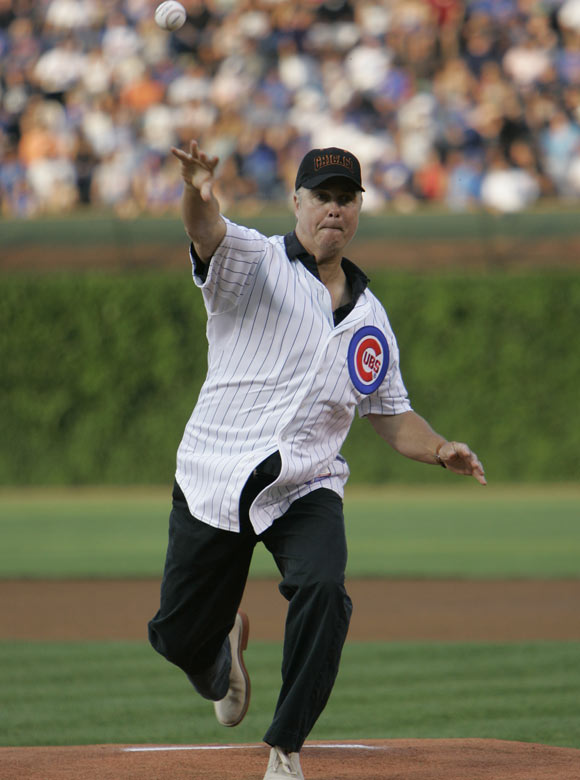 It's a good thing CSI's William Petersen is close to Wrigley Field, because Lou Piniella may soon turn the place into a crime scene.