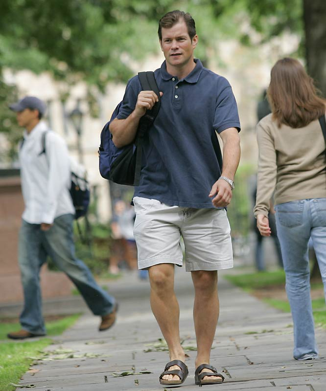 After retiring from the NHL in 2003 as one of the sharpest and most decorated goalies in league history, Richter enrolled in Yale to pursue a degree in Ethics, Politics & Economics. He recently opted against a run for Congress.