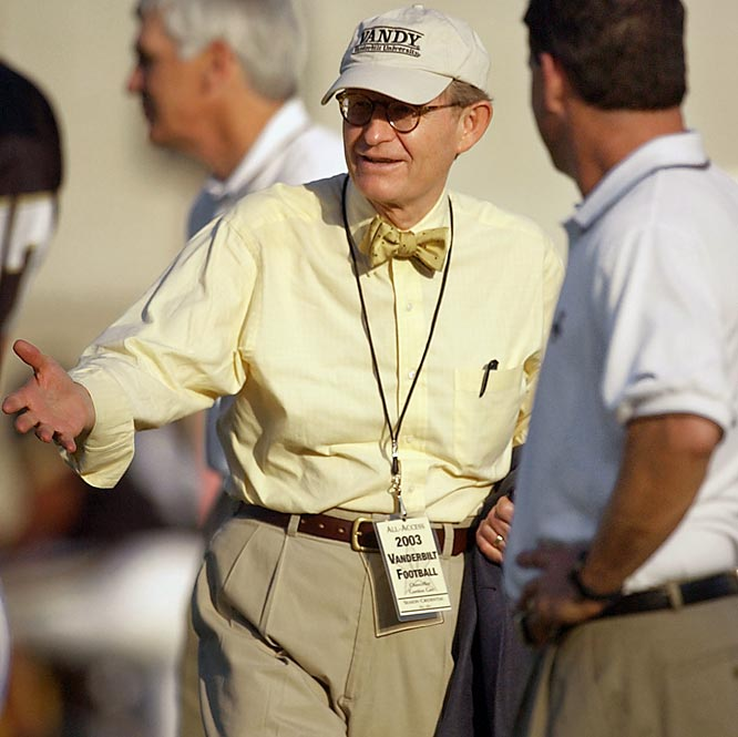 Some thought Gee was crazy when he reorganized Vanderbilt's varsity teams without a traditional athletic department, but the results are showing just how smart the move was as Commodores teams have seen increased success while athletes' GPAs have risen.