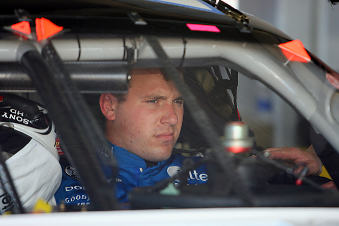 Newman raced in the Busch Series while earning his degree in vehicle structure engineering from Purdue. Joining the Penske team in 2000, he and then-crew chief Matt Borland became the first driver-engineer/crew chief-engineer combo in NASCAR history.