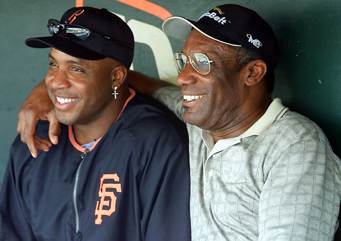 They're the only two players in major league history to have hit 300 home runs and stolen 400 bases in a career.