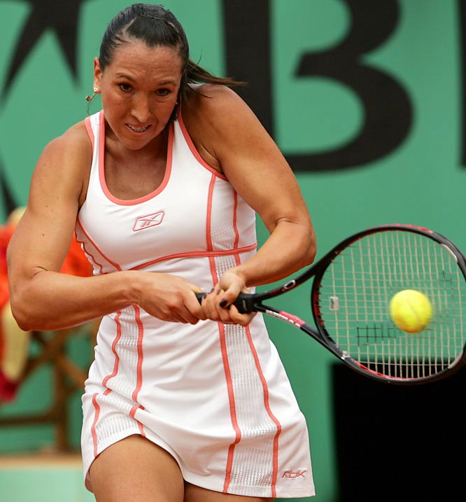 Jelena Jankovic is 44-10 this year and 23-3 on clay, but two of those clay-court losses came against Henin, who is 5-0 against Jankovic.