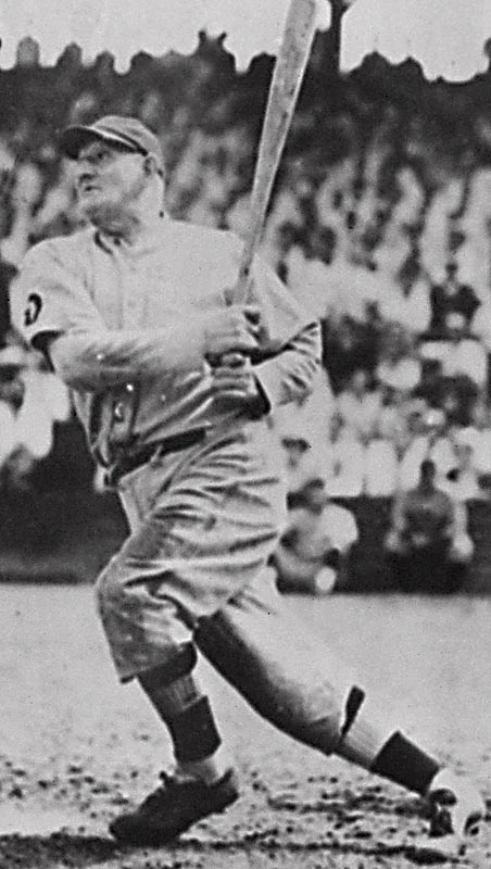 Honus Wagner became the second member of the 3,000-hit club on July 9, 1914, with a double off Philadelphia's Erskine Mayer at the Baker Bowl. The Flying Dutchman hit at least .300 in his first 17 seasons and won eight NL batting titles.