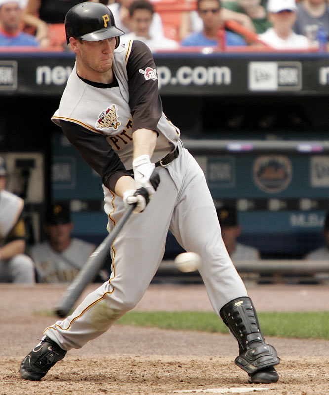 Bay followed his Rookie of the Year season in 2004 with All-Star seasons in 2005 and 2006, in which he had 32 home runs and 101 RBIs and 35 home runs and 109 RBIs, respectively.