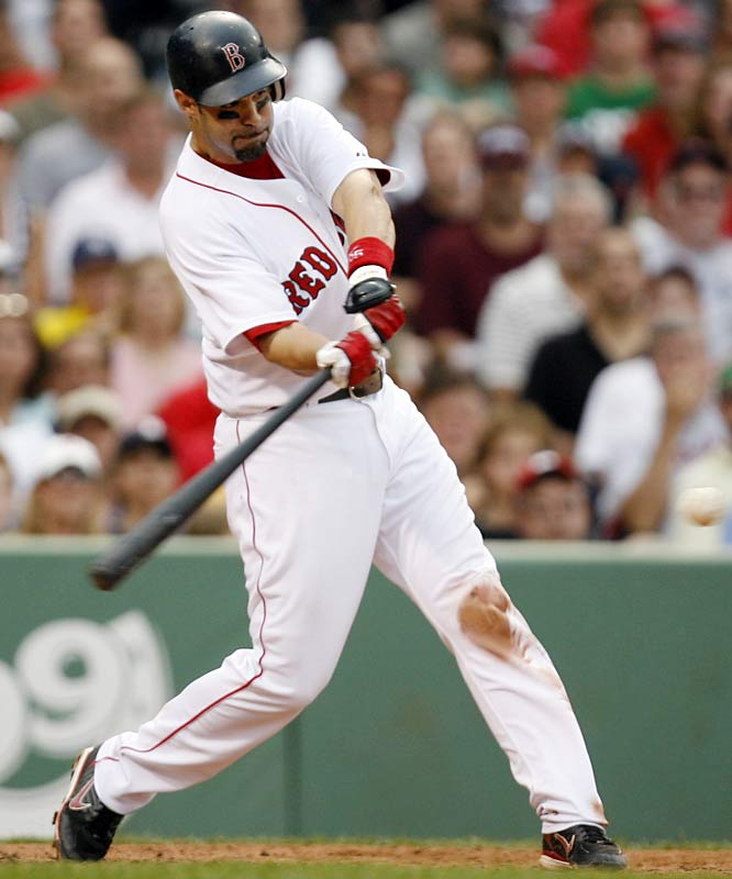 Lowell is a the three-time All-Star, a 2003 Silver Slugger winner, a Gold Glover in 2005 and the 2007 World Series MVP.