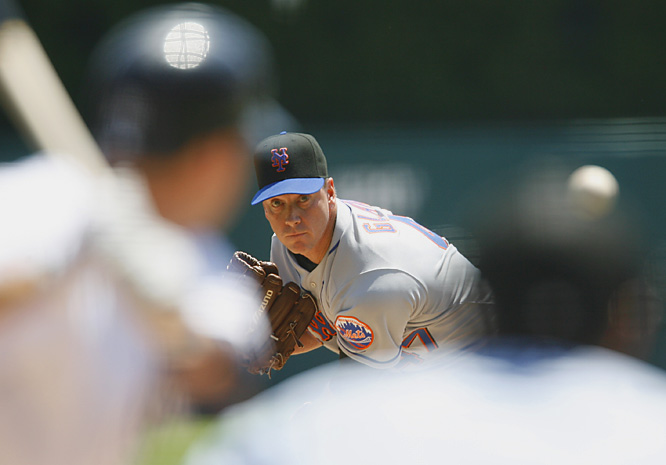 Tom Glavine had one of the worst outings of his career Sunday against the Tigers, giving up nine earned runs for just the second time, matching the career-high total he allowed eight years ago.  The Mets lost 15-7.