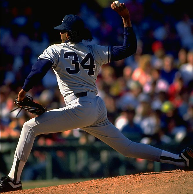 Record: 67-95, .414 <br>Finish: 7th place, 21 GB<br><br>Featuring nearly the same cast as the 1989 Yankees, who finished 14.5 games out of first place, these Yankees added right-hander Pascual Perez for three years, $5.7 million. He would pitch only 14 innings that season before getting hurt.