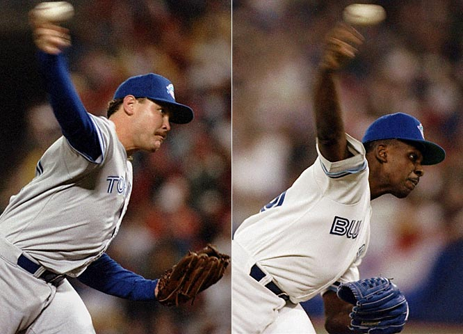 Record: 56-88, .389 <br>Finish: 5th place, 30 GB<br><br>The remnants of Toronto's back-to-back world champions of 1992-93 didn't age well. Pitchers Duane Ward (nearly $5 million salary) and Juan Guzman (nearly $3 million) in particular had rough seasons.