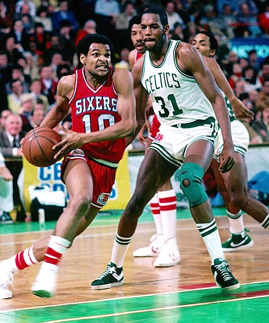 Cheeks was a defensive standout who helped the 76ers win the 1983 title and who remains the franchise's all-time assists leader.
