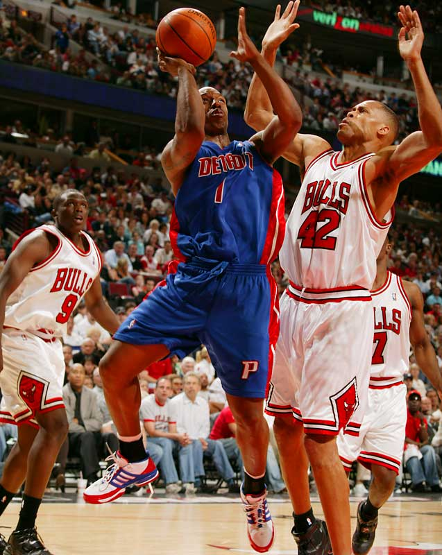 Winning bidder: Pistons <br><br> Not long after Billups' agent denied that the two sides had come to terms, the point guard did indeed come to terms with Detroit on a reported five-year, $60 million deal (with the fifth year a team option). The Pistons won the 2004 title and have been to five straight Eastern Conference finals with Billups at the controls.