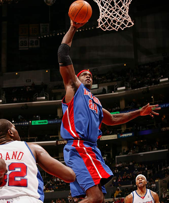 Potential suitors: Pistons, Lakers, Knicks <br> <br>The 34-year-old forward has said all options are open, including retirement. While he rejuvenated his career somewhat after signing with Detroit at midseason, the Pistons need to get younger and more athletic in the frontcourt. The Knicks and Lakers had interest in him a year ago. Webber might have to accept a deal for the veteran's minimum anywhere he goes.