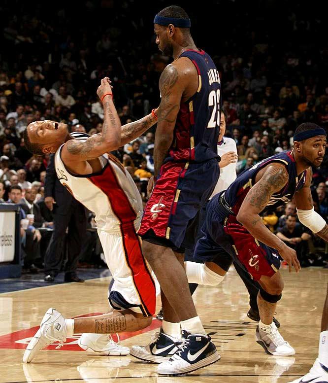 SI s Best LeBron James Shots  eae5865f9