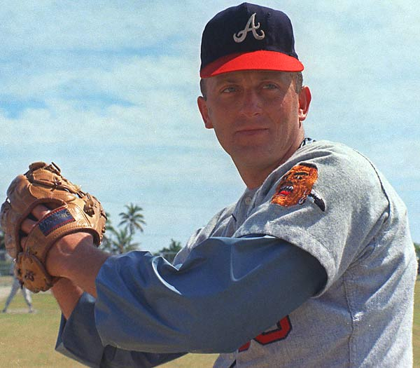 With a dancing knuckleball and savvy beyond his years, Niekro won 318 games during a 24-year career. He was elected to the Hall of Fame in 1997.<br><br>Runner-up: Frank Thomas.<br><br>Worthy of consideration: Doc Blanchard, Tony Esposito, Rickey Henderson.