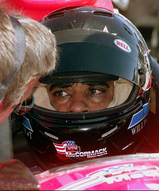 In 1991, Ribbs became the first black driver to qualify for the Indianpolis 500. In 1986, he drove in three Winston Cup races. In 2001, Ribbs became the first black in NASCAR's Modern Era to have a full-time ride when he drove a Dodge in the Craftsman Truck Series.