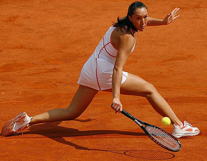 Jankovic (4) defeated V. Williams (26) <br> 6-4, 4-6, 6-1