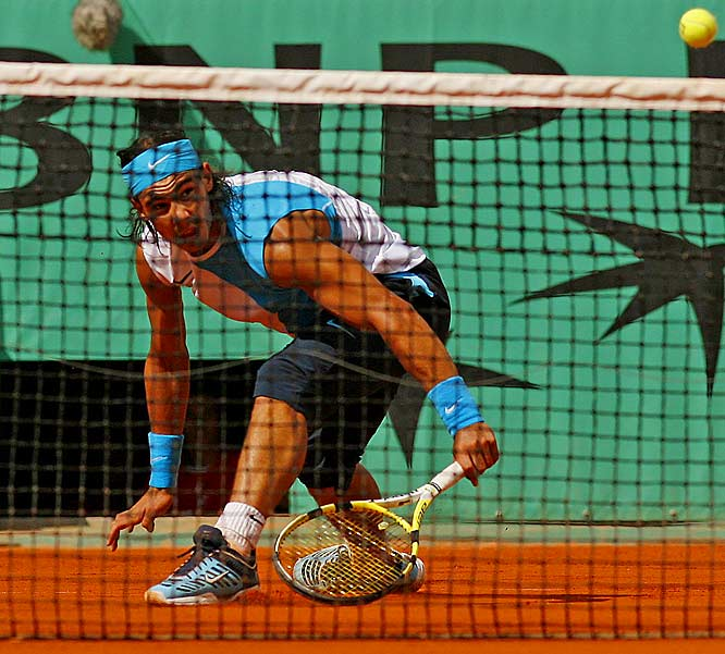 Nadal (2) defeated Cipolla <br>6-2, 6-1, 6-4