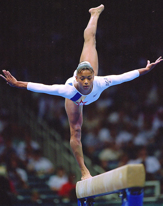 An Olympic gold medalist gymnast, Dawes moved on from her athletic career to serve as the Women's Sports Foundation's president from 2004-2006. Dawes has spoken publicly of how Title IX afforded her the opportunity to succeed.