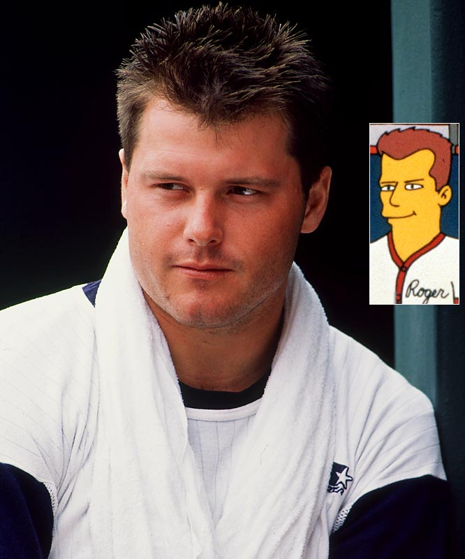 Episode: Homer at the Bat <br>First aired: Feb. 20, 1992 <br><br>Memorable moment: <br><br>After Mr. Burns posts the list of players who made the team. <br><br>Homer: <i>Clemens, did I make the team?</i> <br>Clemens: <i>You sure did.</i> <br>Homer: <i>I did! Woo-hoo! Woo-hoo! In your face Strawberry!</i> <br>Clemens: <i>Wait a minute, are you Ken Griffey Jr.? </i><br>Homer: <i>No. </i><br>Clemens: <i>Sorry, didn't mean to get your hopes up.</i>