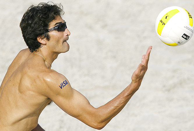 "The 6-6 ""Lambo,"" 33, has won two AVP events this year, giving him 14 titles in the past four summers. He was named MVP of the tour in 2004."