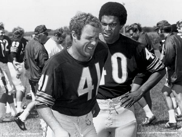 A grown-men-do-cry classic. Caan and Williams are a dream backfield as Brian Piccolo and Gale Sayers, of course, but the TV movie gets two extra points for casting Jack Warden (as crusty George Halas) and Shelley Fabares (as Piccolo's plucky wife, Joy).