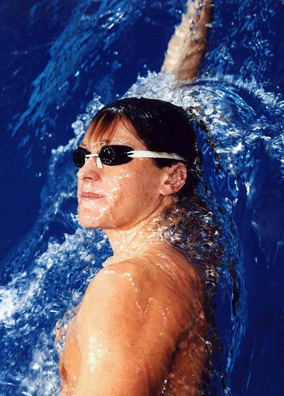 After transferring from a nearby Santa Monica College, Krayzelburg won an NCAA title in the backstroke at the 1997 NCAA championships before going on to win four gold medals combined at the 2000 and 2004 Olympics.