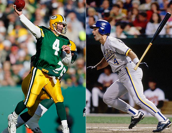 Hard to argue against Bobby Orr but many of you believed Favre should have owned top honors at the number. But an even louder cry came from our omission of Molitor, whose lifetime numbers included 3,319 hits, 234 home runs, a .306 batting average and 504 stolen bases.