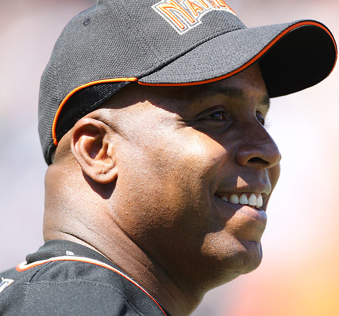 Barry Bonds, who won the event in 1996 at Veterans Stadium, opted not to participate this season at his home ballpark. Instead, Bonds put his efforts into co-hosting an All-Star party with rapper Jay-Z.