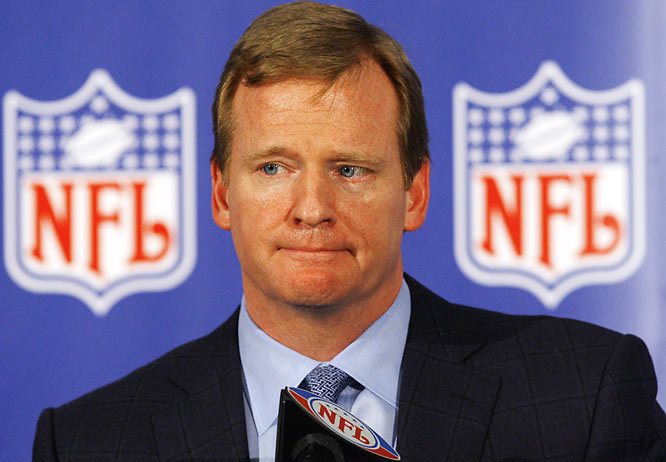 Roger Goodell domestic violence abuse