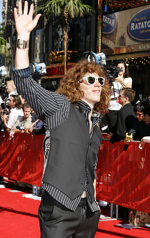 Shaun White at the ESPY Awards in 2007.<br><br>Send comments to siwriters@simail.com