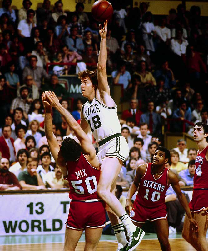 The two-time NBA champion had been retired for two years when the Celtics traded him to the Bucks for guard Quinn Buckner in September 1982. Cowens came out of retirement to play for Milwaukee coach and his former Boston teammate Don Nelson, averaging 8.1 points in 40 games before calling it quits for good.