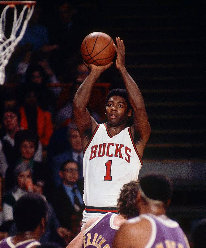 Robertson was 31 when the Cincinnati Royals traded him to Milwaukee for guard Flynn Robinson and forward Charlie Paulk in April 1970. In his second season with the Bucks, Robertson teamed with Kareem Abdul-Jabbar to win a championship. The Royals, meanwhile, became the Kansas City/Omaha Kings in 1972.
