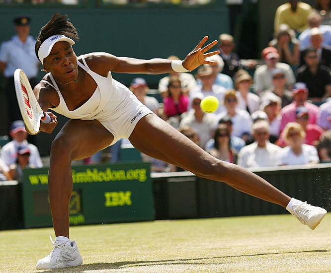 Venus Williams' 6-4, 6-1 win over Marion Bartoli made her the lowest-ranked woman -- No. 31 -- to win at Wimbledon.