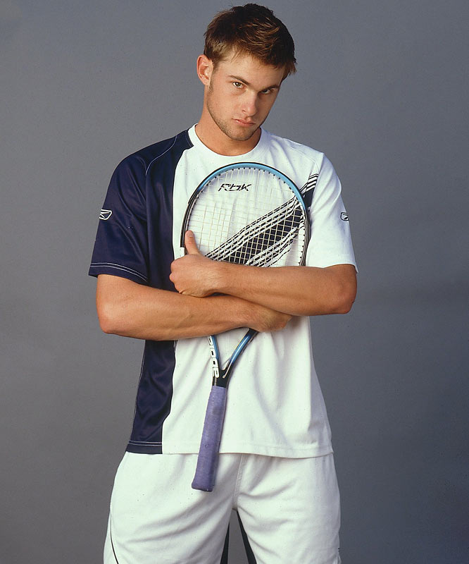 In 2003, Roddick became the youngest American (21 years 2 months) to ever finish No. 1 in the ATP rankings and made the biggest jump in history from the previous year: from No. 10. He was also the sixth American to finish at the top of the rankings, joining Pete Sampras, Jimmy Connors, John McEnroe, Jim Courier and Andre Agassi.