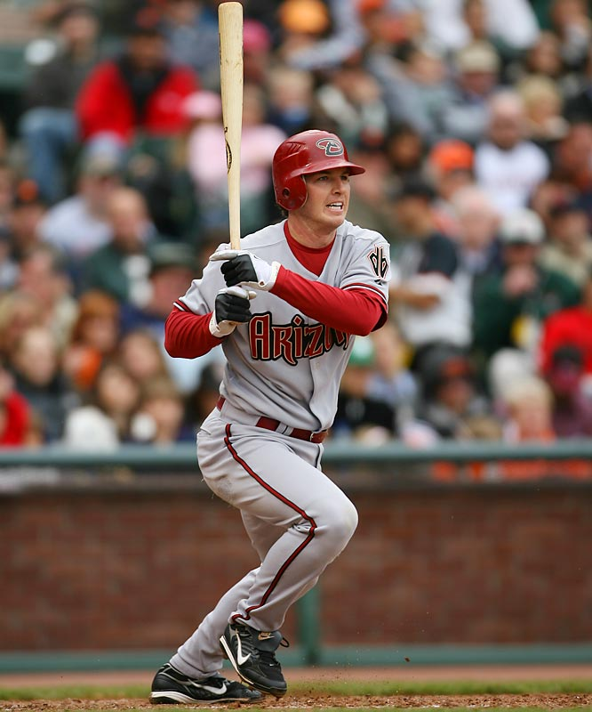 After starring as a rookie in 2006, batting .316, the 24-year-old Drew has struggled at the plate this season but the D'backs hope it's just a sophomore slump.