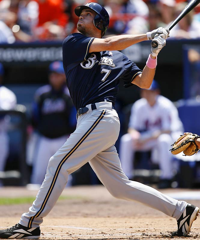 At 24, Hardy is having a breakout season with 20 home runs, six more than his career total heading into 2007.