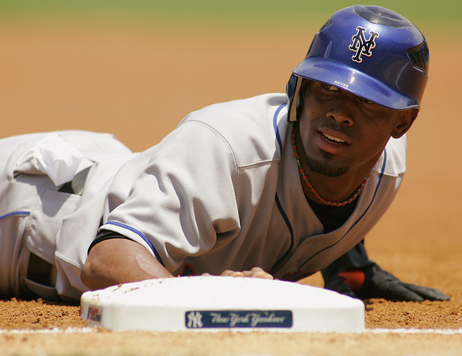 Reyes, 24, doesn't hit as many home runs as Ramirez but he excels at doubles, triple and stealing bases, and his glovework is generally seen as outstanding.