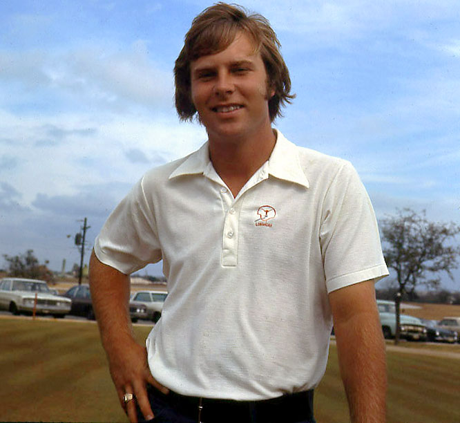 An Austin native, Crenshaw attended Austin High School before enrolling at Texas. As a Longhorn, he was often referred to as the next Jack Nicklaus and he won the NCAA Championship in 1971, 1972 (co-champion with Tom Kite) and 1973.