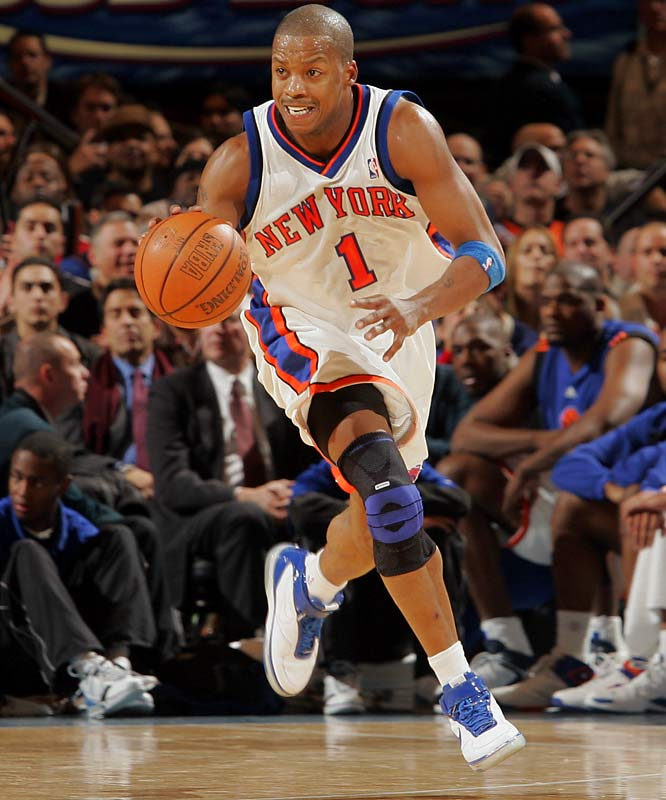 The three-time All-Star has returned to Houston in hopes of reviving his career, which took a downturn after the Knicks acquired him from Orlando in February 2006. Francis struggled with knee problems last season and showed only flashes of the form that made him an all-around force in his first stint in Houston from 1999 to 2004. This time around, Francis, 30, will be asked to play a supporting role to Tracy McGrady and Yao Ming for the Rockets, who have aspirations of a deep playoff run.