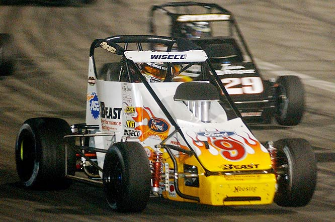 With victories in three of the last four NASCAR races, Tony Stewart is on a hot streak as the Cup drivers near the Chase. Here's a snapshot of his career, which began in go-karts and really took off when he switched to Sprint Car racing. He was the first driver in the series to win the three major USAC national championships - Midgets, Sprint Cars and Silver Crown.