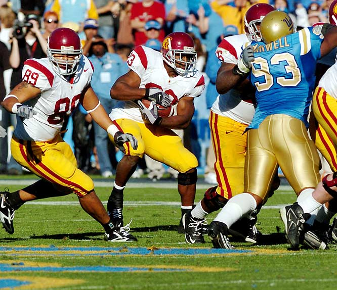 UCLA shocked USC last season, costing the Trojans a trip to the national title game. The Bruins return 10 starters from a defense that held the explosive Trojans to nine points in '06.