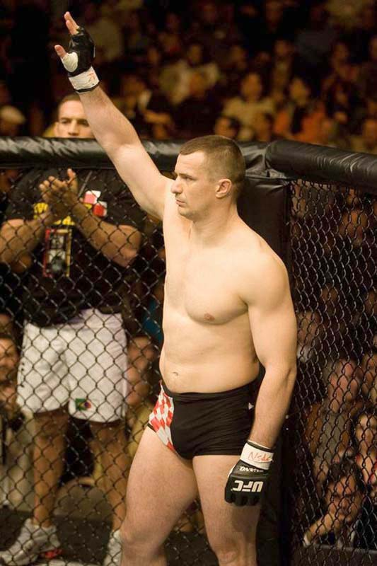 Cro Cop was brought into the UFC amidst great fanfare, but his tenure with the organization has been disappointing. Cro Cop will look to rebound against Cheick Kongo at UFC 75 in September.