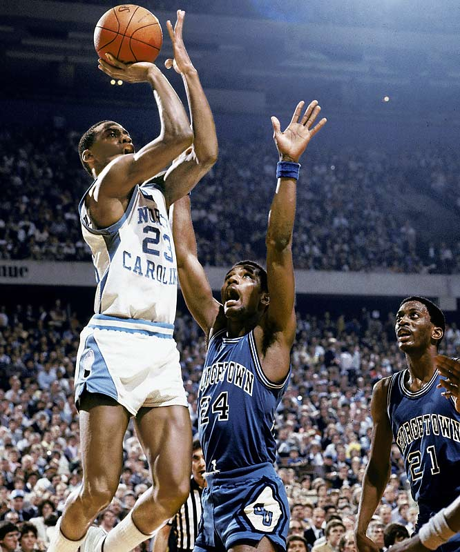 Greatness has to start somewhere. For Michael Jordan, the moment came on March 29, 1982, when the then freshman drilled a 17-footer with 17 seconds left to lift North Carolina to a 63-62 over Georgetown in the NCAA Championship in New Orleans. The rest, of course, is history.