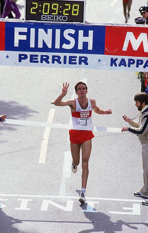 Alberto Salazar won a third consecutive New York Marathon. It remains the last time a native-born American man has won the New York crown. Earlier in '82, Salazar outkicked Dick Beardsley at the Boston Marathon to win what many believe is the best race in the history of that event.